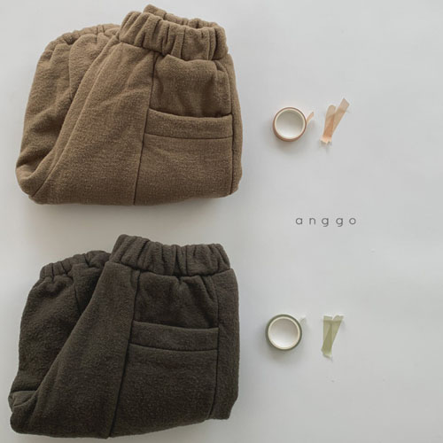 ANGGO - Korean Children Fashion - #Kfashion4kids - Manju Pants - 3