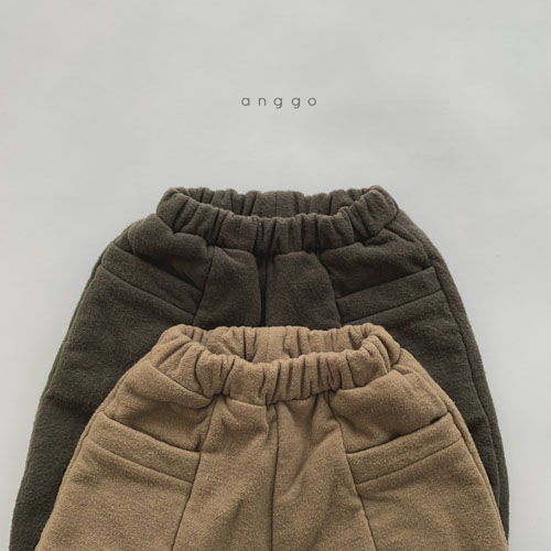 ANGGO - Korean Children Fashion - #Kfashion4kids - Manju Pants - 8