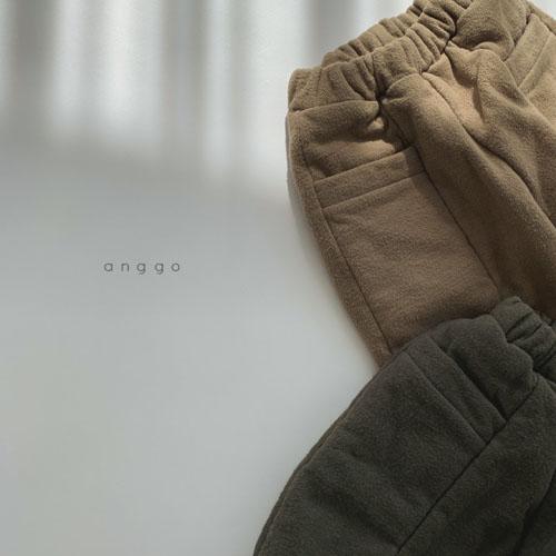 ANGGO - Korean Children Fashion - #Kfashion4kids - Manju Pants - 9