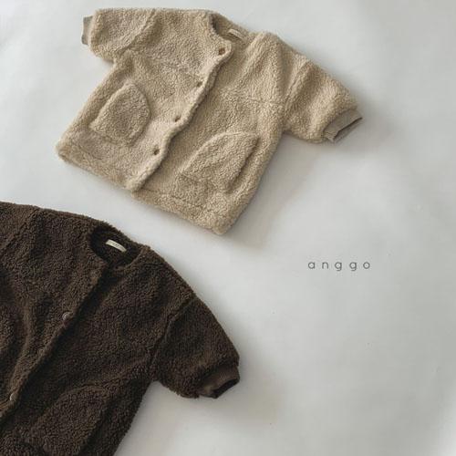 ANGGO - Korean Children Fashion - #Kfashion4kids - Merci Long Jacket
