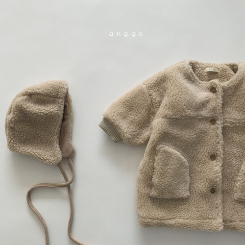 ANGGO - Korean Children Fashion - #Kfashion4kids - Merci Long Jacket - 10