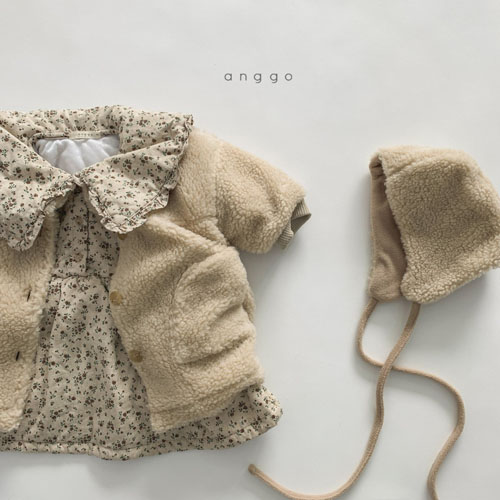 ANGGO - Korean Children Fashion - #Kfashion4kids - Merci Long Jacket - 11