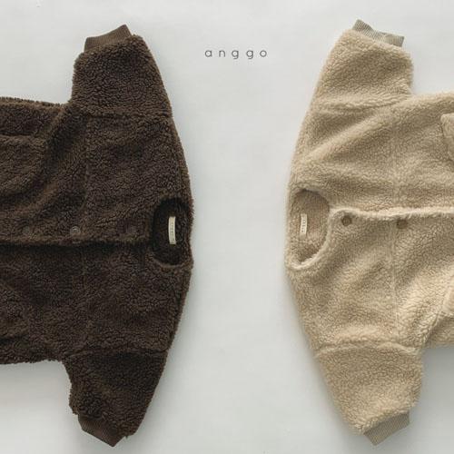 ANGGO - Korean Children Fashion - #Kfashion4kids - Merci Long Jacket - 12