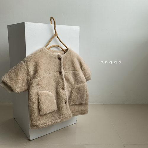 ANGGO - Korean Children Fashion - #Kfashion4kids - Merci Long Jacket - 3