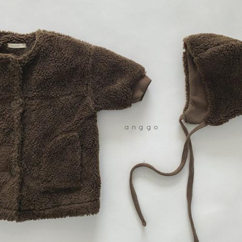 ANGGO - Korean Children Fashion - #Kfashion4kids - Merci Long Jacket - 6
