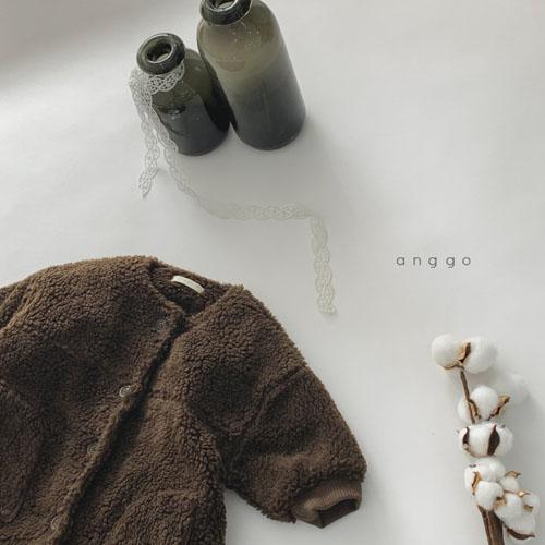 ANGGO - Korean Children Fashion - #Kfashion4kids - Merci Long Jacket - 7