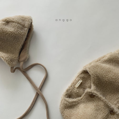 ANGGO - Korean Children Fashion - #Kfashion4kids - Merci Long Jacket - 9