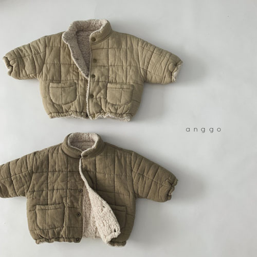 ANGGO - Korean Children Fashion - #Kfashion4kids - Sand Jumper