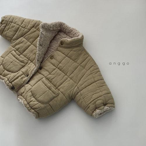 ANGGO - Korean Children Fashion - #Kfashion4kids - Sand Jumper - 11