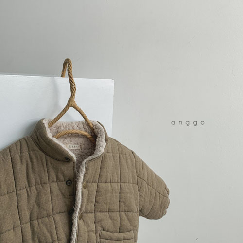 ANGGO - Korean Children Fashion - #Kfashion4kids - Sand Jumper - 12