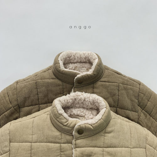 ANGGO - Korean Children Fashion - #Kfashion4kids - Sand Jumper - 2