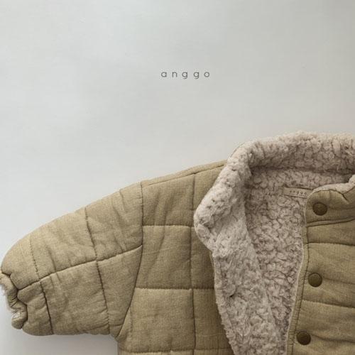 ANGGO - Korean Children Fashion - #Kfashion4kids - Sand Jumper - 5