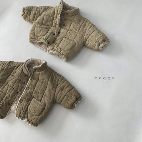 ANGGO - Korean Children Fashion - #Kfashion4kids - Sand Jumper - 6