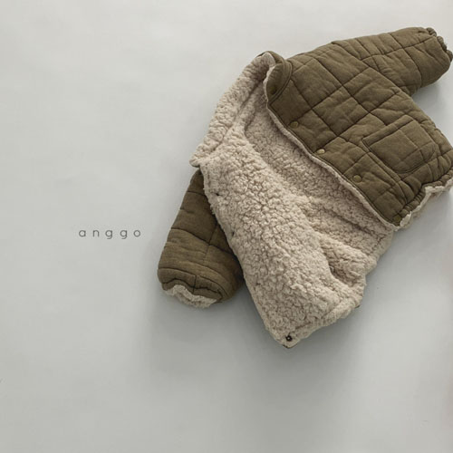 ANGGO - Korean Children Fashion - #Kfashion4kids - Sand Jumper - 8