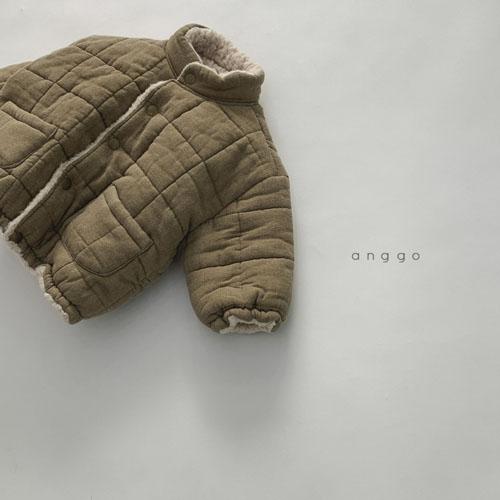 ANGGO - Korean Children Fashion - #Kfashion4kids - Sand Jumper - 9