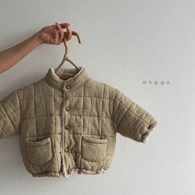 ANGGO - BRAND - Korean Children Fashion - #Kfashion4kids - Sand Jumper