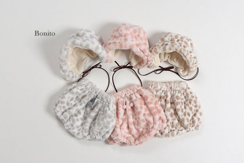 BONITO - BRAND - Korean Children Fashion - #Kfashion4kids - Giraffe Bloomer