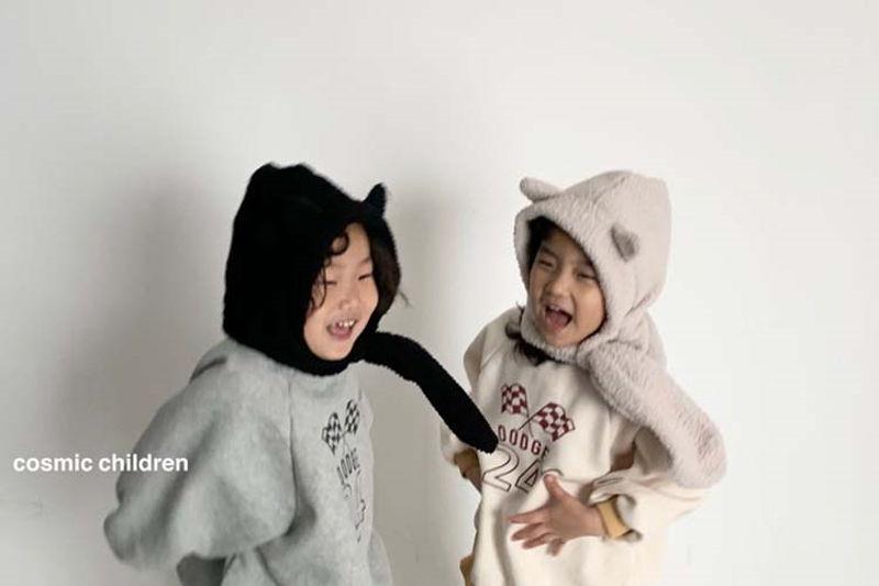 COSMIC CHILDREN - BRAND - Korean Children Fashion - #Kfashion4kids - Cat Hat