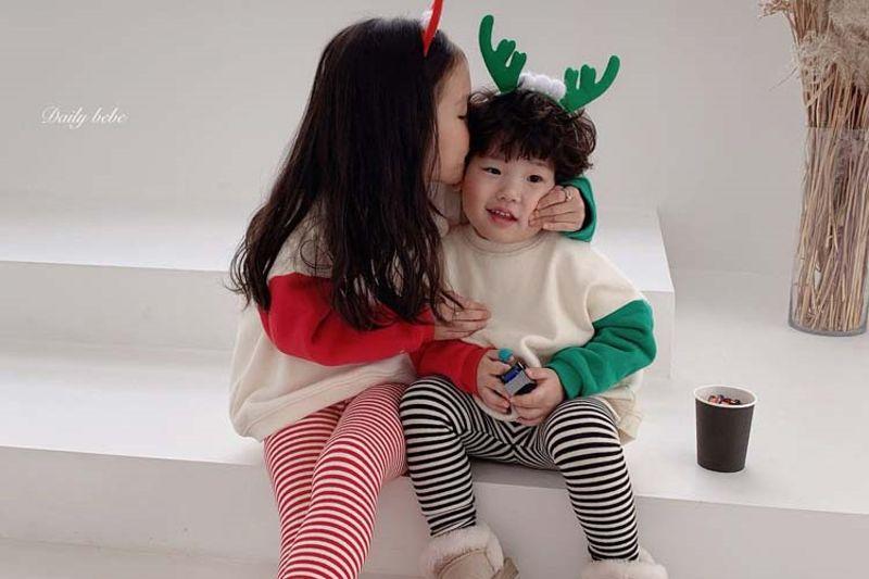 DAILY BEBE - BRAND - Korean Children Fashion - #Kfashion4kids - Merry MTM
