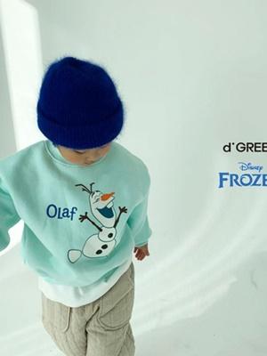 DIGREEN - BRAND - Korean Children Fashion - #Kfashion4kids - Olaf MTM