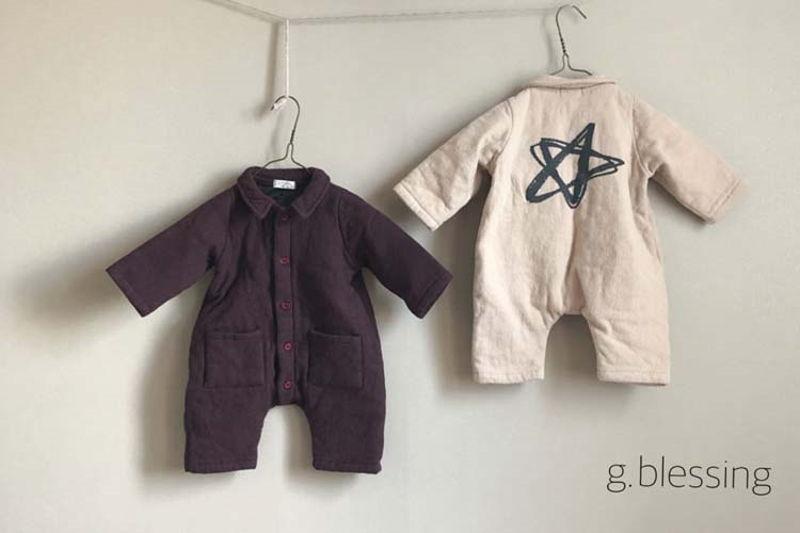 G BLESSING - BRAND - Korean Children Fashion - #Kfashion4kids - Satr Bodysuit