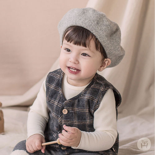 HAPPY PRINCE - BRAND - Korean Children Fashion - #Kfashion4kids - Aaron Quilt Vest