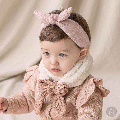 HAPPY PRINCE - BRAND - Korean Children Fashion - #Kfashion4kids - Jessy Knit Muffler