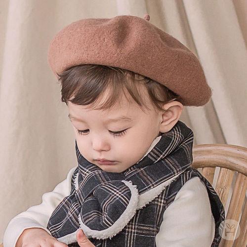 HAPPY PRINCE - BRAND - Korean Children Fashion - #Kfashion4kids - Aaron Snow Neckie Muffler