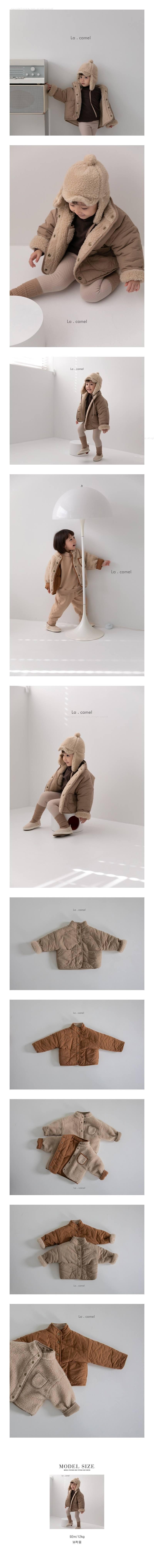 LA CAMEL - Korean Children Fashion - #Kfashion4kids - Jenny Reversible Jumper