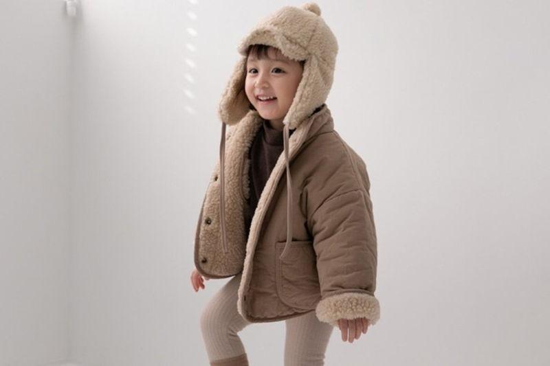 LA CAMEL - BRAND - Korean Children Fashion - #Kfashion4kids - Jenny Reversible Jumper
