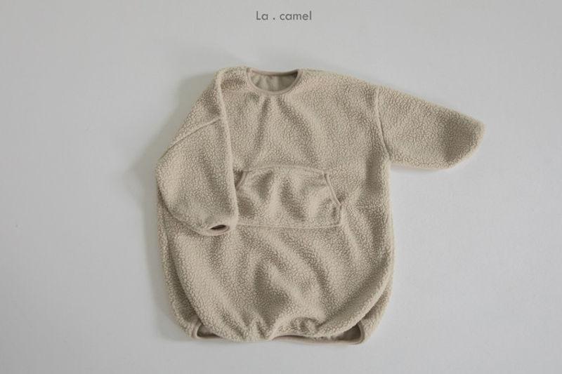 LA CAMEL - BRAND - Korean Children Fashion - #Kfashion4kids - Popo Dumble One-piece