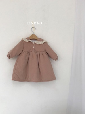 LINDA J - BRAND - Korean Children Fashion - #Kfashion4kids - Molly Bonding One-piece