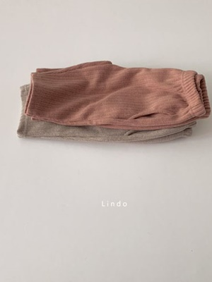 LINDO - BRAND - Korean Children Fashion - #Kfashion4kids - Knit Pants