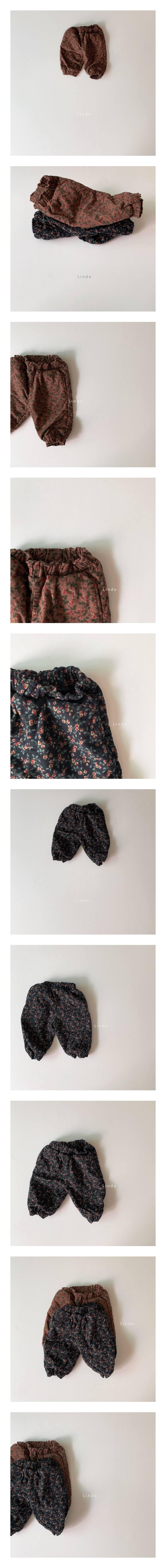 LINDO - Korean Children Fashion - #Kfashion4kids - Mimi Tube Pants