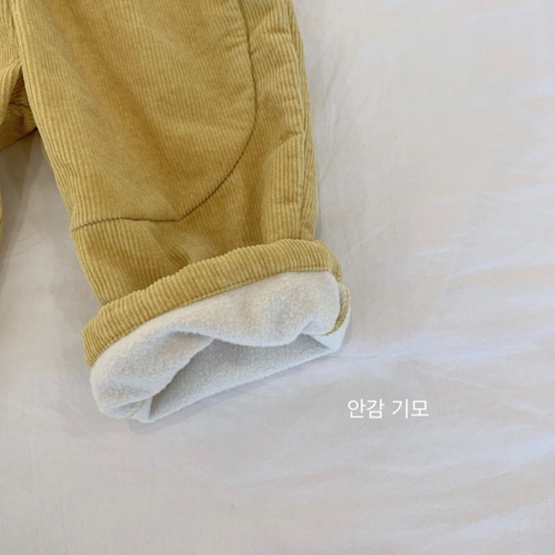 LITTLE COLLI - Korean Children Fashion - #Kfashion4kids - Vivi Corduroy Pants - 11