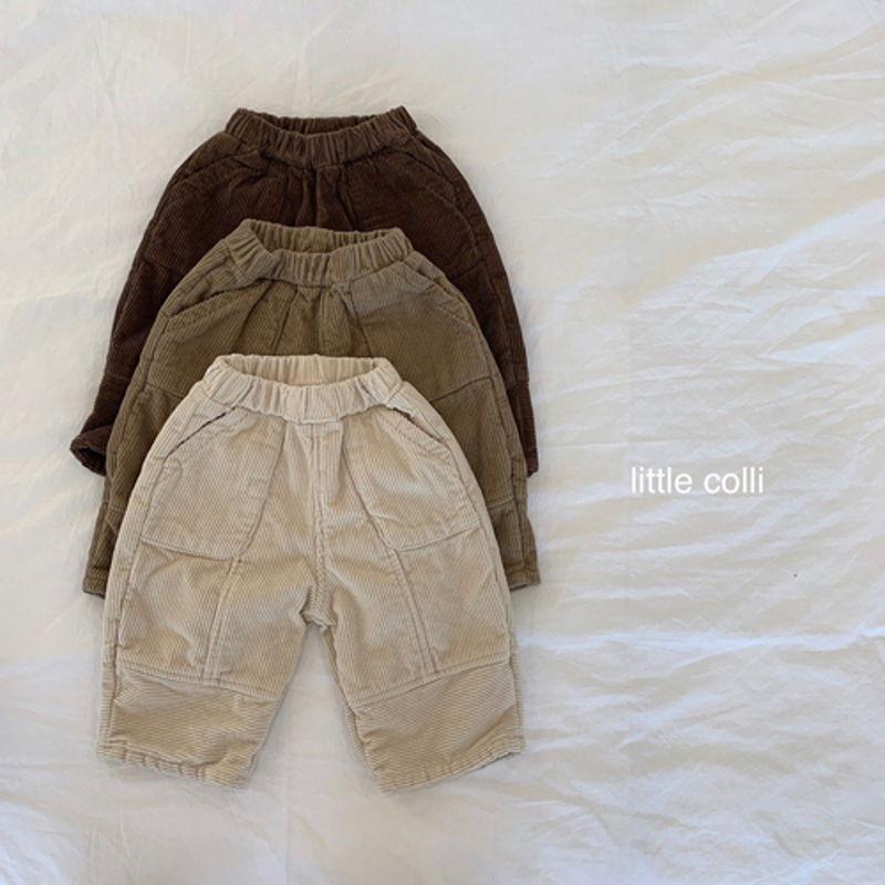 LITTLE COLLI - Korean Children Fashion - #Kfashion4kids - Kong Pants