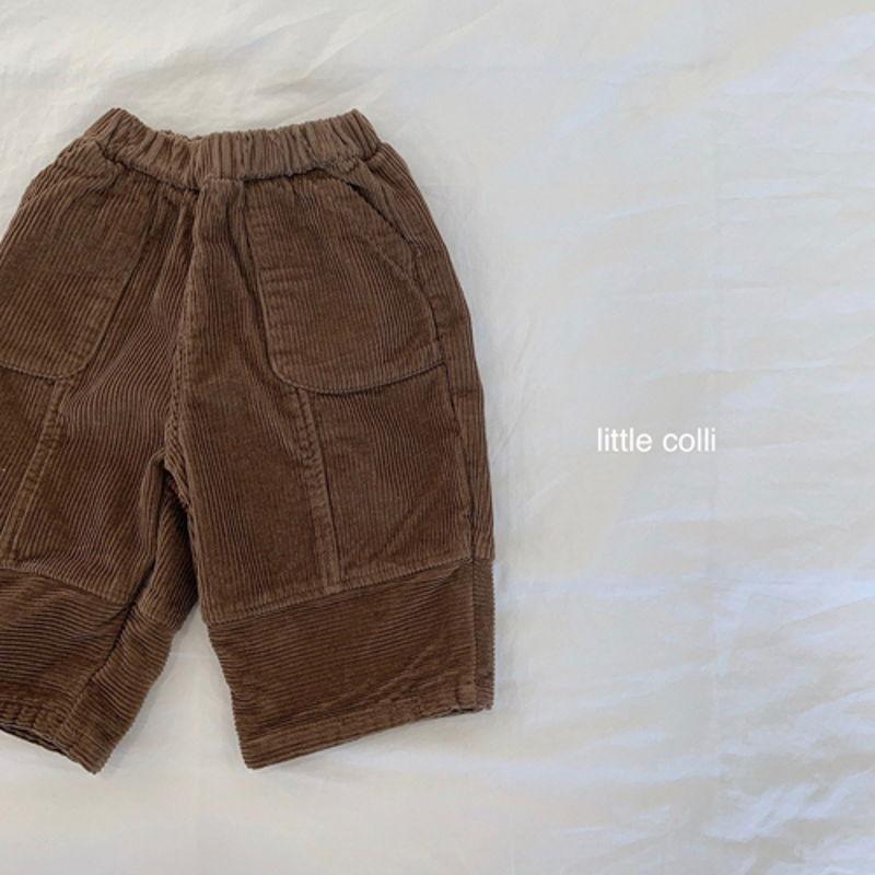 LITTLE COLLI - Korean Children Fashion - #Kfashion4kids - Kong Pants - 10