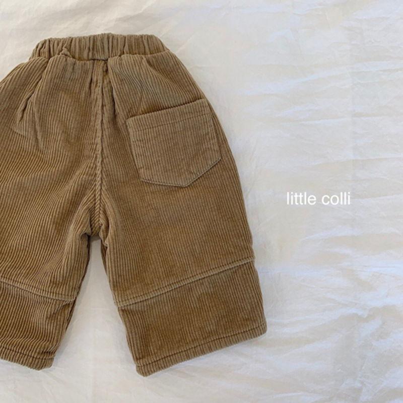 LITTLE COLLI - Korean Children Fashion - #Kfashion4kids - Kong Pants - 11