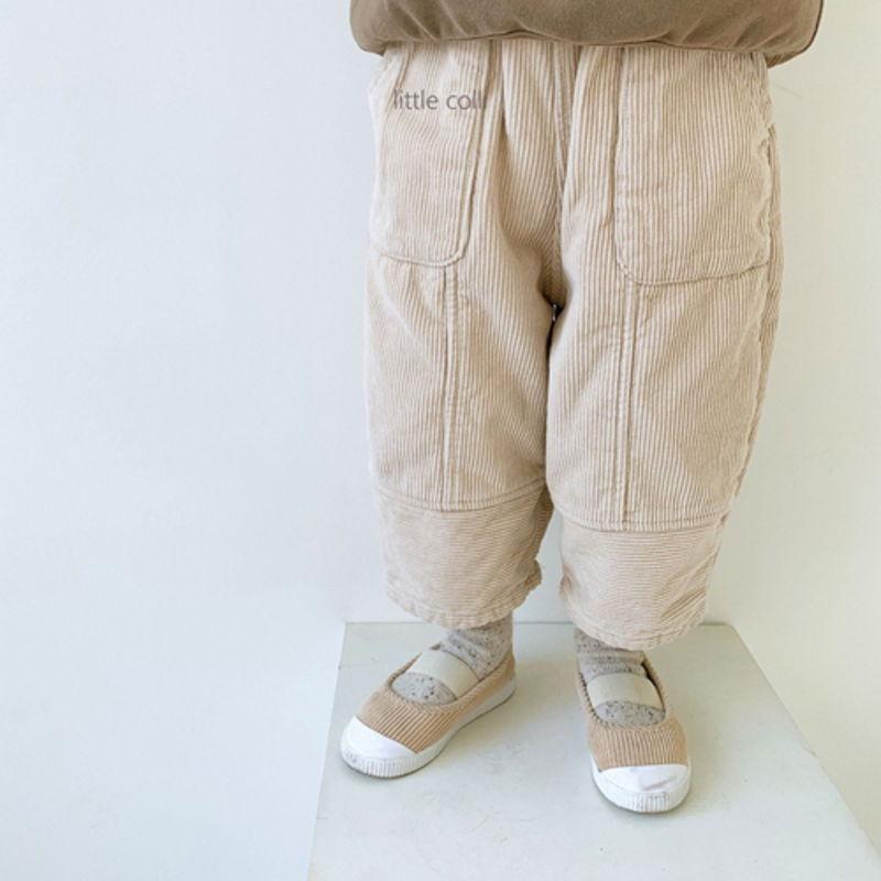 LITTLE COLLI - Korean Children Fashion - #Kfashion4kids - Kong Pants - 2
