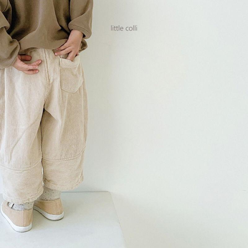 LITTLE COLLI - Korean Children Fashion - #Kfashion4kids - Kong Pants - 3