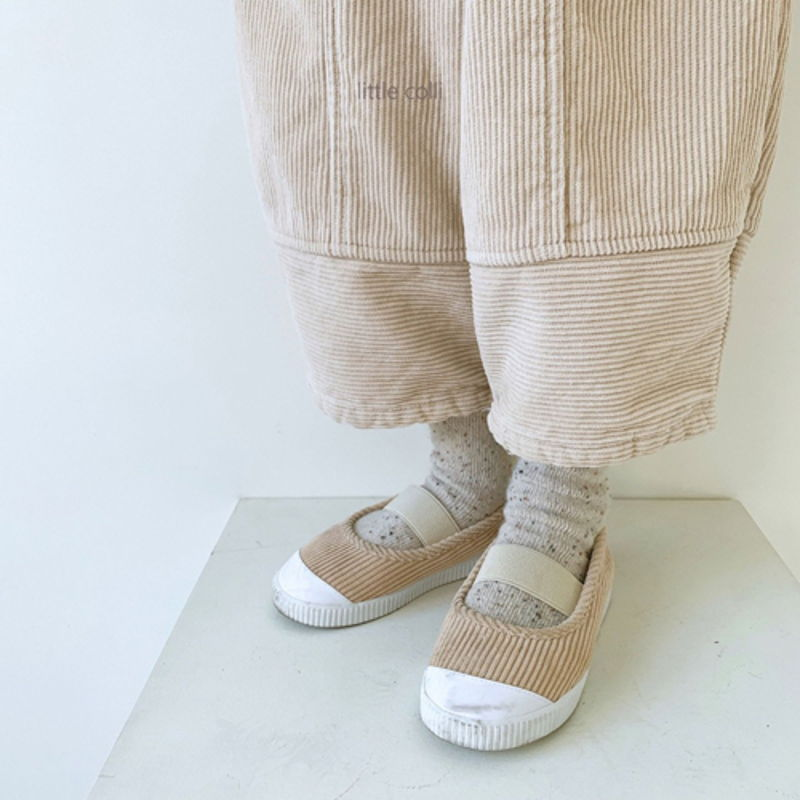 LITTLE COLLI - Korean Children Fashion - #Kfashion4kids - Kong Pants - 4