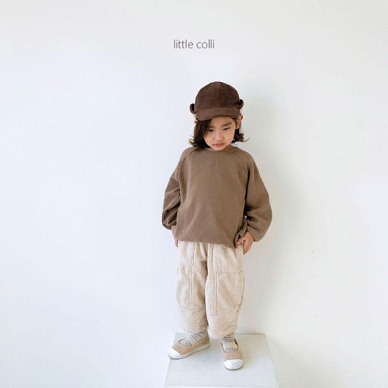 LITTLE COLLI - Korean Children Fashion - #Kfashion4kids - Kong Pants - 6