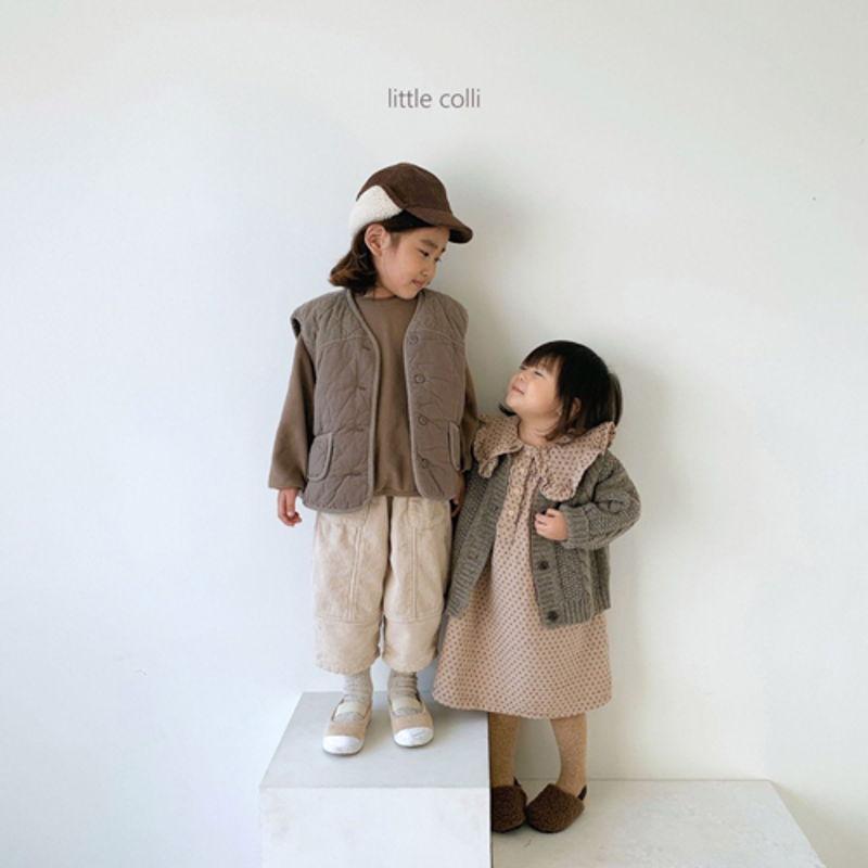 LITTLE COLLI - Korean Children Fashion - #Kfashion4kids - Kong Pants - 7