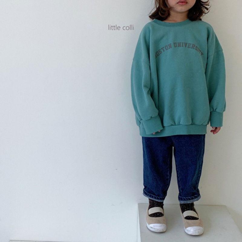 LITTLE COLLI - Korean Children Fashion - #Kfashion4kids - Boston MTM - 2
