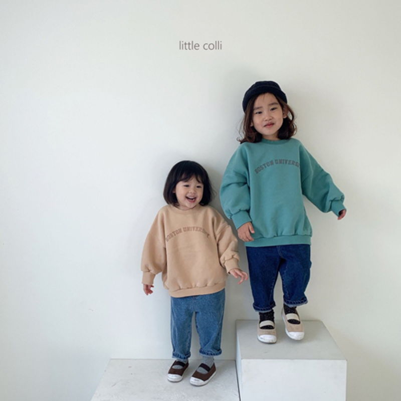 LITTLE COLLI - Korean Children Fashion - #Kfashion4kids - Boston MTM - 4