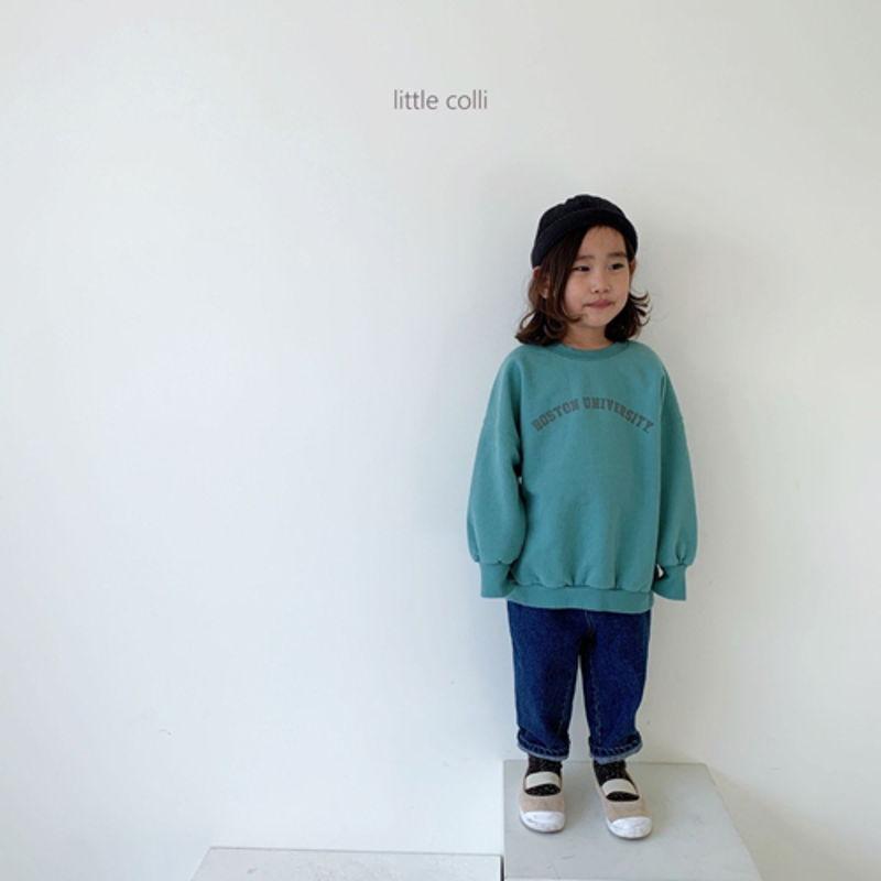 LITTLE COLLI - Korean Children Fashion - #Kfashion4kids - Boston MTM - 5