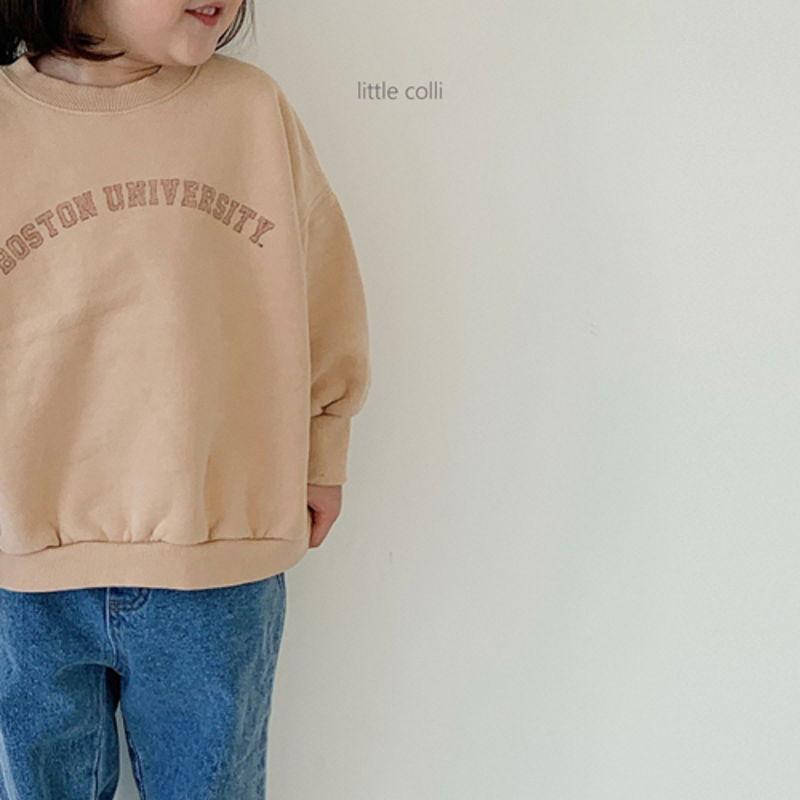 LITTLE COLLI - Korean Children Fashion - #Kfashion4kids - Boston MTM - 7