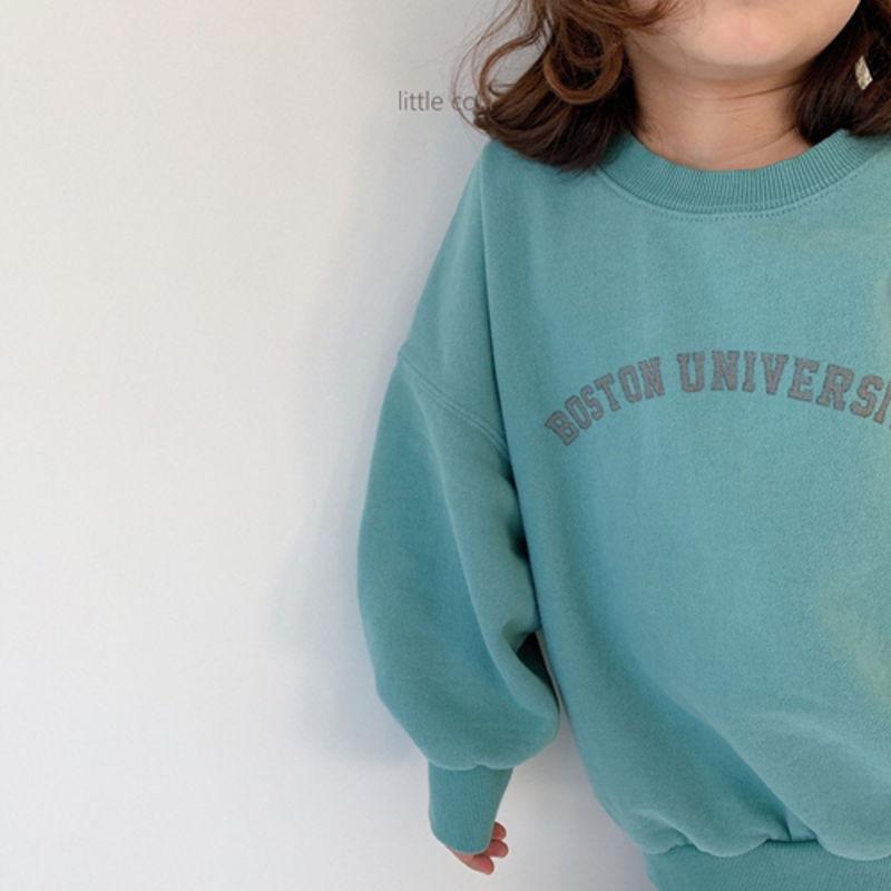 LITTLE COLLI - Korean Children Fashion - #Kfashion4kids - Boston MTM - 8