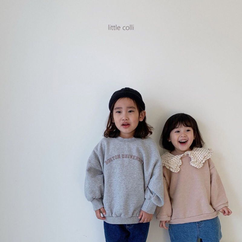 LITTLE COLLI - Korean Children Fashion - #Kfashion4kids - Boston MTM - 9