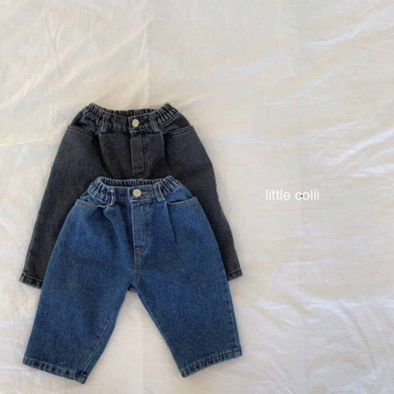 LITTLE COLLI - Korean Children Fashion - #Kfashion4kids - Fleece Pintuck A - 2